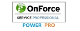 POWER PRO status with Onforce